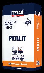 TYTAN PERLIT штукатурка гипсовая для р/м нанесения, 25 кг
