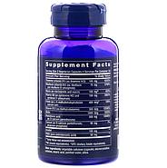 Life Extension, Биоактивный комплекс витаминов группы B, 60 вегетарианских капсул, фото 2