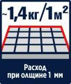TYTAN FLEX TS54 клей эластичный для плитки (25кг), фото 10