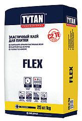 TYTAN FLEX TS54 клей эластичный для плитки (25кг)