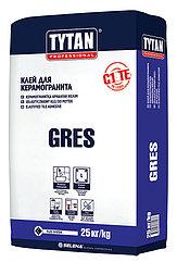 TYTAN GRES клей плиточный 25кг
