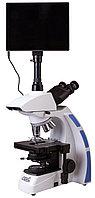 Микроскоп цифровой Levenhuk MED D40T LCD, тринокулярный, фото 1