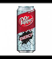 Dr.Pepper Energy - 250ml ПОЛЬША (24шт-упак)