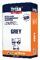 TYTAN GREY BS33 штукатурка цементная 25 кг