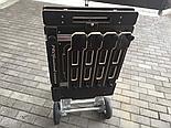 Полный комплект телега-верстак PRO-2 550 мм с 2-мя продольными Т-треками, фото 10