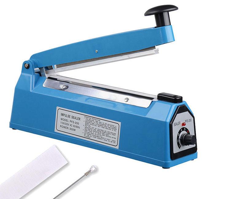 Запайщик пакетов ручной FS-200, FS-300, FS-400, FS-500, FS-600