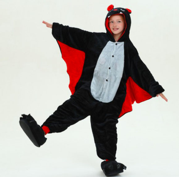 Кигуруми Летучая мышь детская