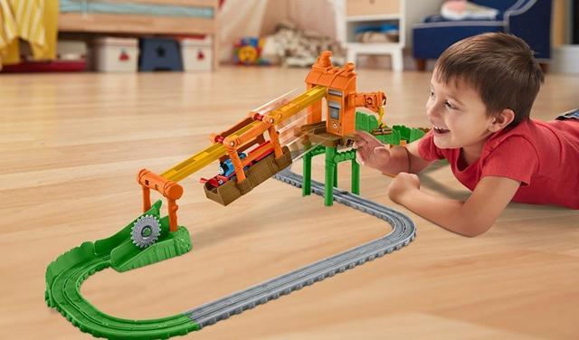 Железные дороги, автотреки