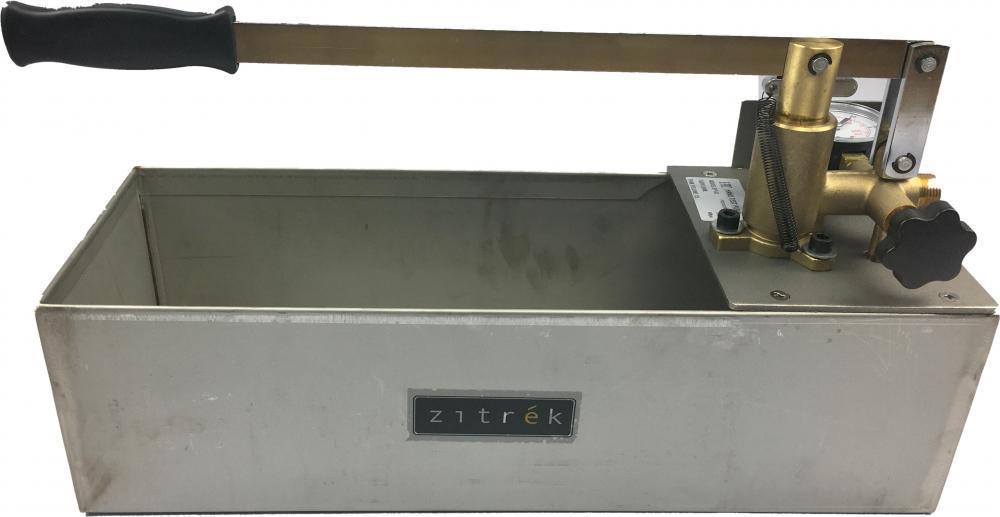 Ручной опрессовщик Zitrek EP-60 (12 л., 0-50 атм., 7кг) 068-1314-1