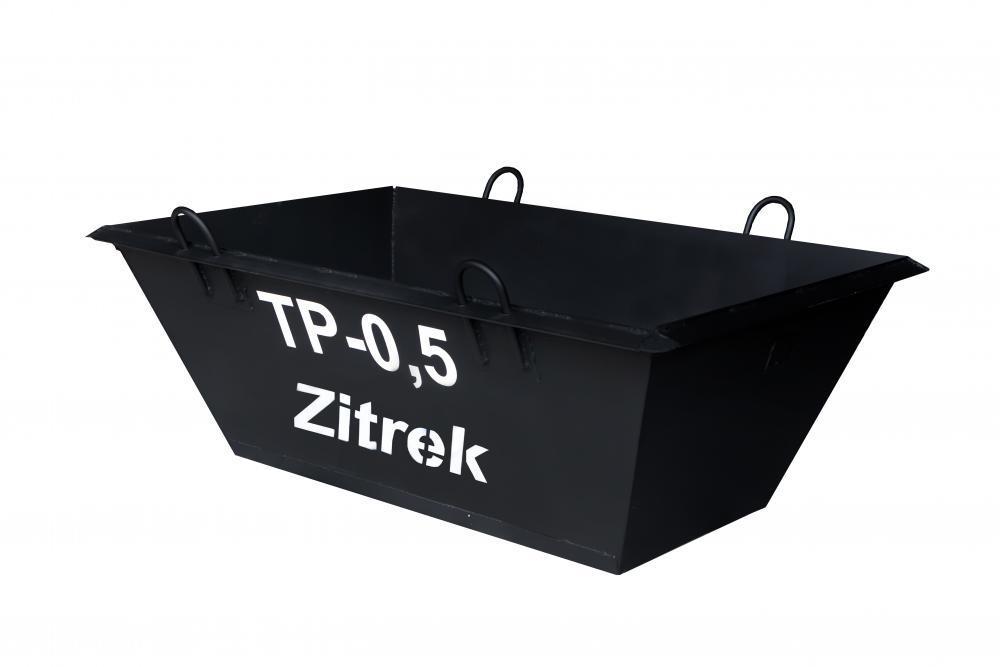 Тара для раствора Zitrek ТР-0,5 021-2063