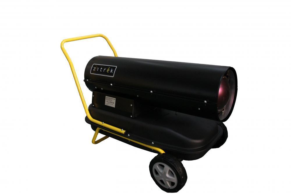 Нагреватель воздуха дизельный Zitrek BFG-50 (50кВт, прямой нагрев)
