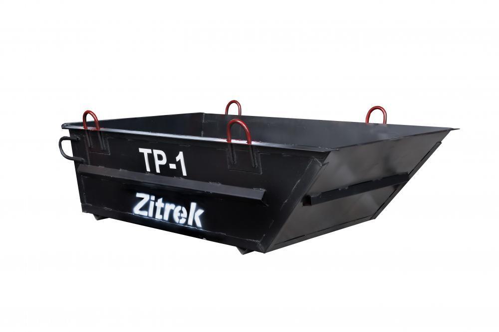 Тара для раствора Zitrek ТР-1,0 021-2066