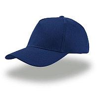 Бейсболка детская KID START FIVE, 5 клиньев,застежка на липучке, Синий, -, 25480.24