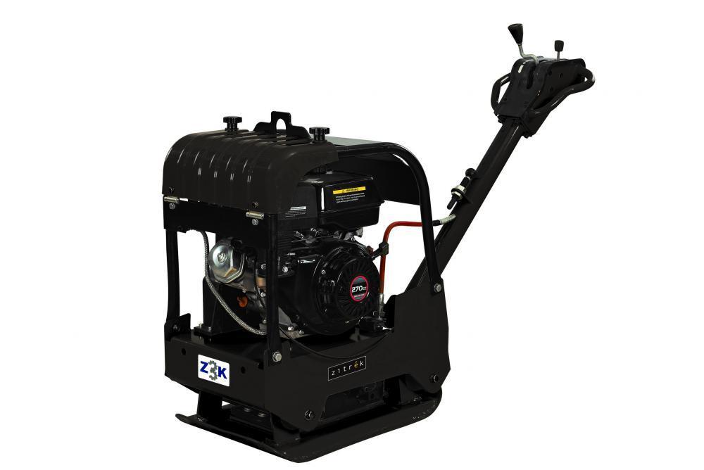 Виброплита Zitrek z3k155L (Loncin 270F, 9,0hp, реверсивная)