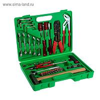 Набор инструментов в кейсе TUNDRA, универсальный, 47 предметов