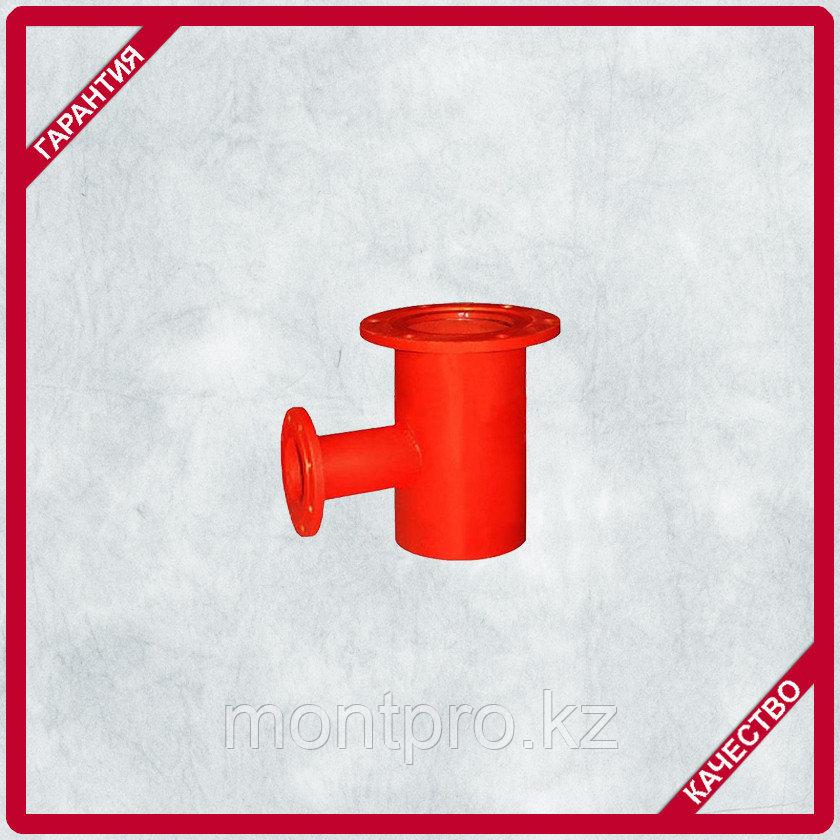 ППФО (Подставка пожарная одинарная фланцевая)