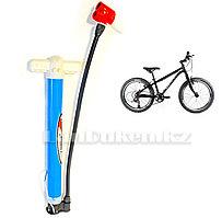Универсальный насос компактного размера Snoky (велосипедный насос)
