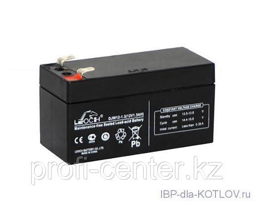 Аккумуляторная батарея GP 12V-1.3ah
