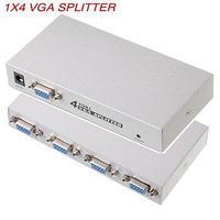 Сплиттер 1x4 порта  VGA