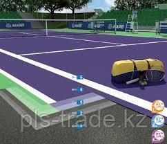 MAPECOAT TNS PROFESSIONAL для создания профессиональных теннисных кортов - фото 3
