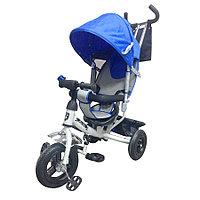 Трехколесный велосипед Mini Trike 950D синий