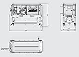 Сервисная установка Для заполнения, очистки и регенерации элегаза Модель GPU-S-2000, фото 2