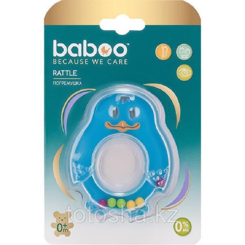 Погремушка Пингвин 0 м+ Baboo 15-009