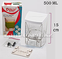 Диспенсер для жидкого мыла Dolly 500 мл дозатор мыла (Y-028)