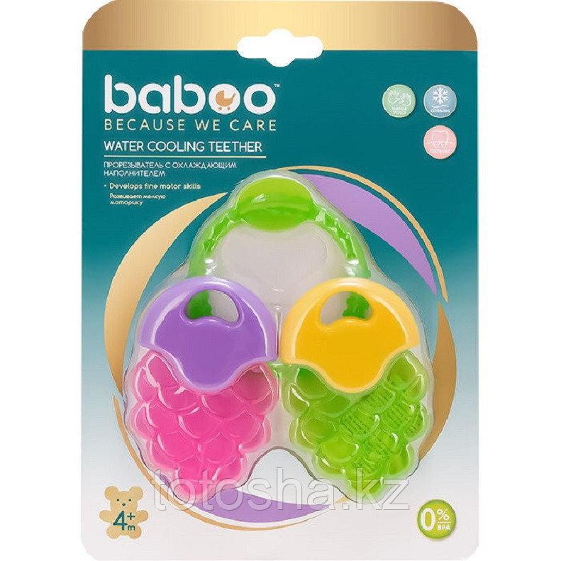 Прорезыватель для зубов Ягоды охлаждающий 4 м+ Baboo 6-005