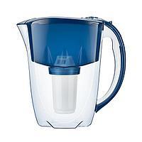 Кувшин с фильтром для воды Аквафор Престиж А5 синий 2,8 л