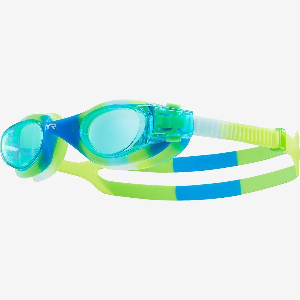 Очки для плавания подростковые TYR Vesi Tie Dye Junior
