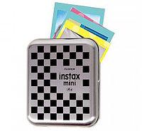 Алюминиевая коробочка для хранения/транспортировки фотографий или пленки Fujifilm Instax mini