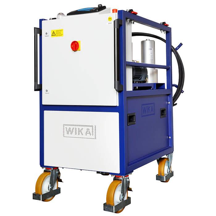 Система осушения газа Для оборудования с элегазовым заполнением Модель GAD-2000