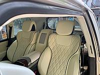 Задние сиденья и тунель для Toyota Land Cruiser 200 2015+
