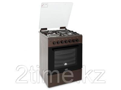 Плита газовая электрическая Artel DOLCE 01-EX, коричневый (2+2)