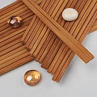 Палочки бамбуковые Тенсоге в белой упаковке с логотипом