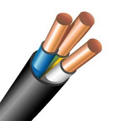 Кабель силовой для стационарной прокладки ВВГ 2х1,5 0,66 кВ (300) ГОСТ