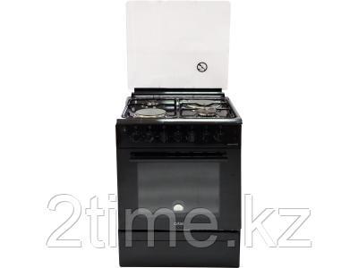 Плита газовая электрическая Artel DOLCE 01-EX, черный (2+2)