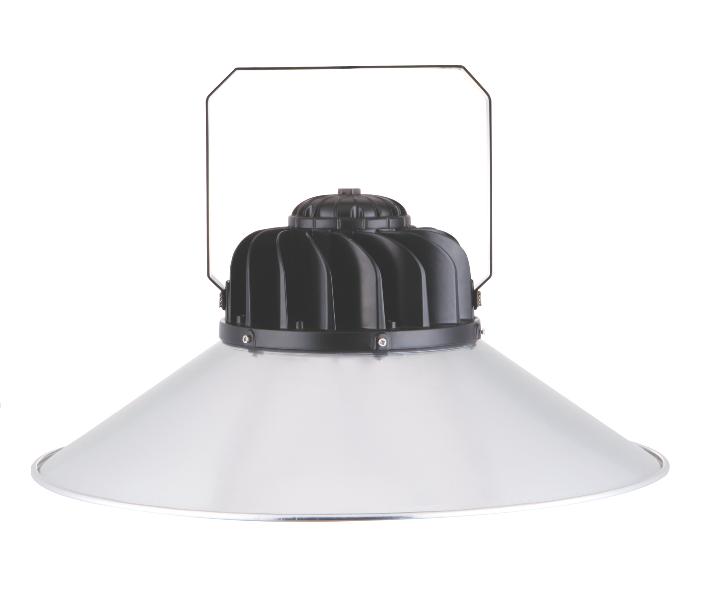 Светильник для внутреннего освещения Led ДСП 80W 6400Lm d430х280 5000K IP65