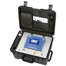 Аналитический прибор для элегаза (SF₆), g3 газа или азота (N₂) Модель GA11