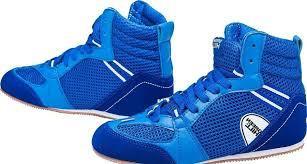 Борцовки (обувь для борьбы) Green Hill