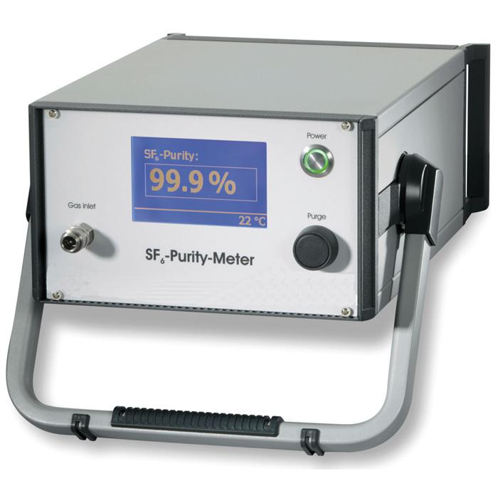 Аналитический прибор для определения концентрации элегаза Модель GA50