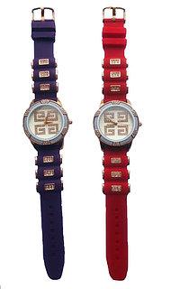 Женские наручные часы Givenchy со стразами