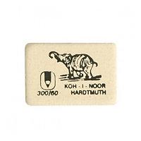 "Ластик Koh-I-Noor белый ""Слон"" 300/60"