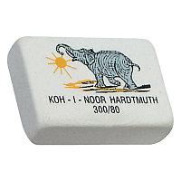 "Ластик Koh-I-Noor белый ""Слон"" 300/80"