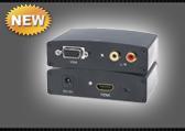 Конвертер с VGA на HDMI