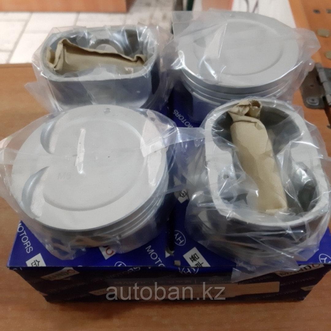 Поршни без колец Hyundai /Kia 1.6 16V G4FG MPI GAMMA 0.25