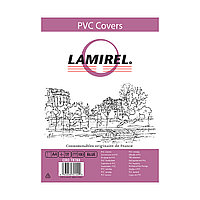 Обложки Lamirel LA-78780 Transparent A4 PVC (Синий, 100 шт)