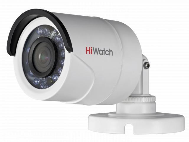 Цилиндрическая видеокамера HiWatch DS-T270 HD-TVI