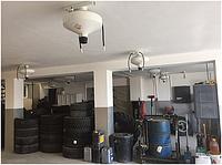 Монтаж и установка системы водяного пожаротушения ТРВ
